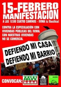 cartel 15 - febrero